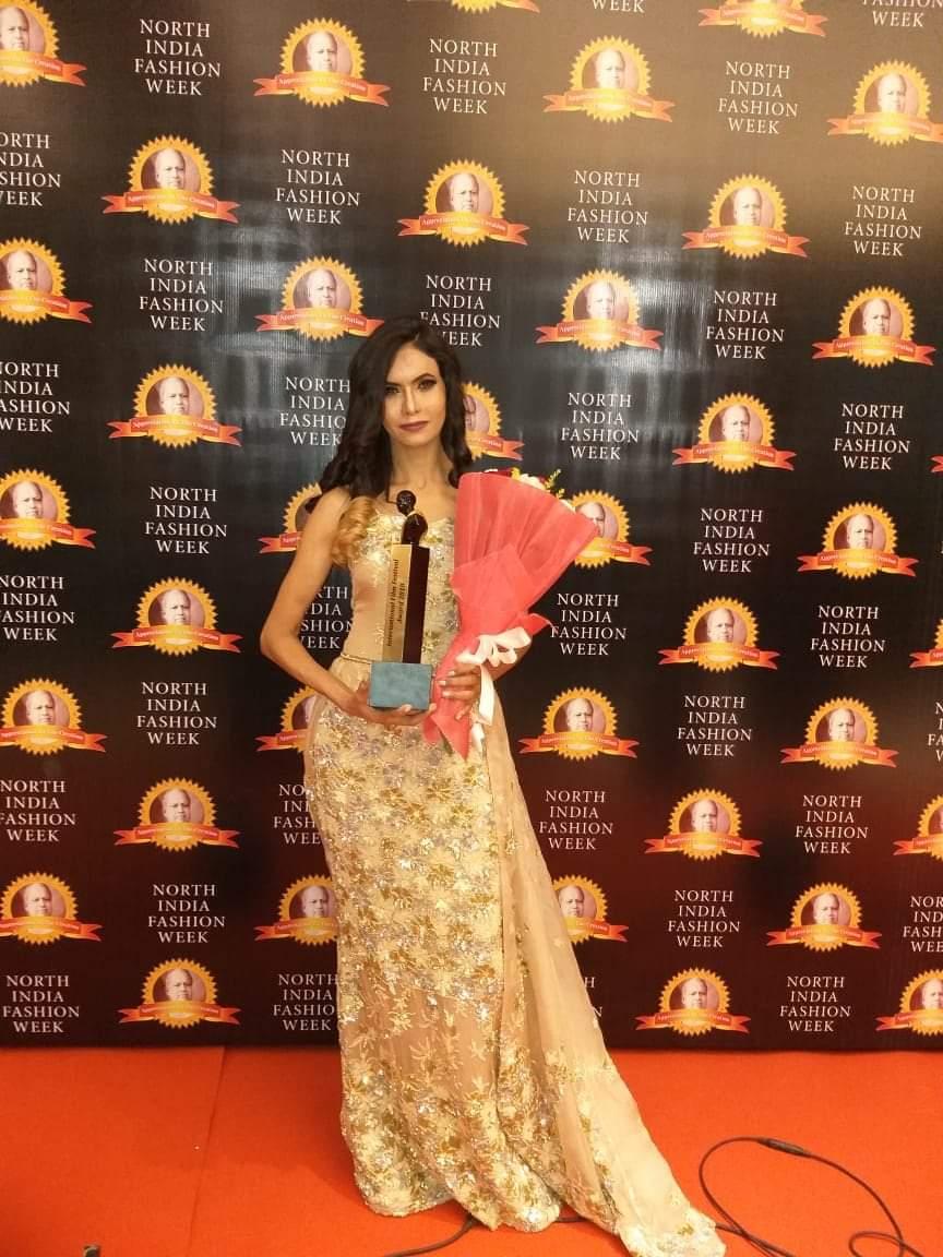 Indian Muslim Supermodel Dr Shyna Sunsara Keynote Speaker At Women S Day Event The Rahnuma Daily