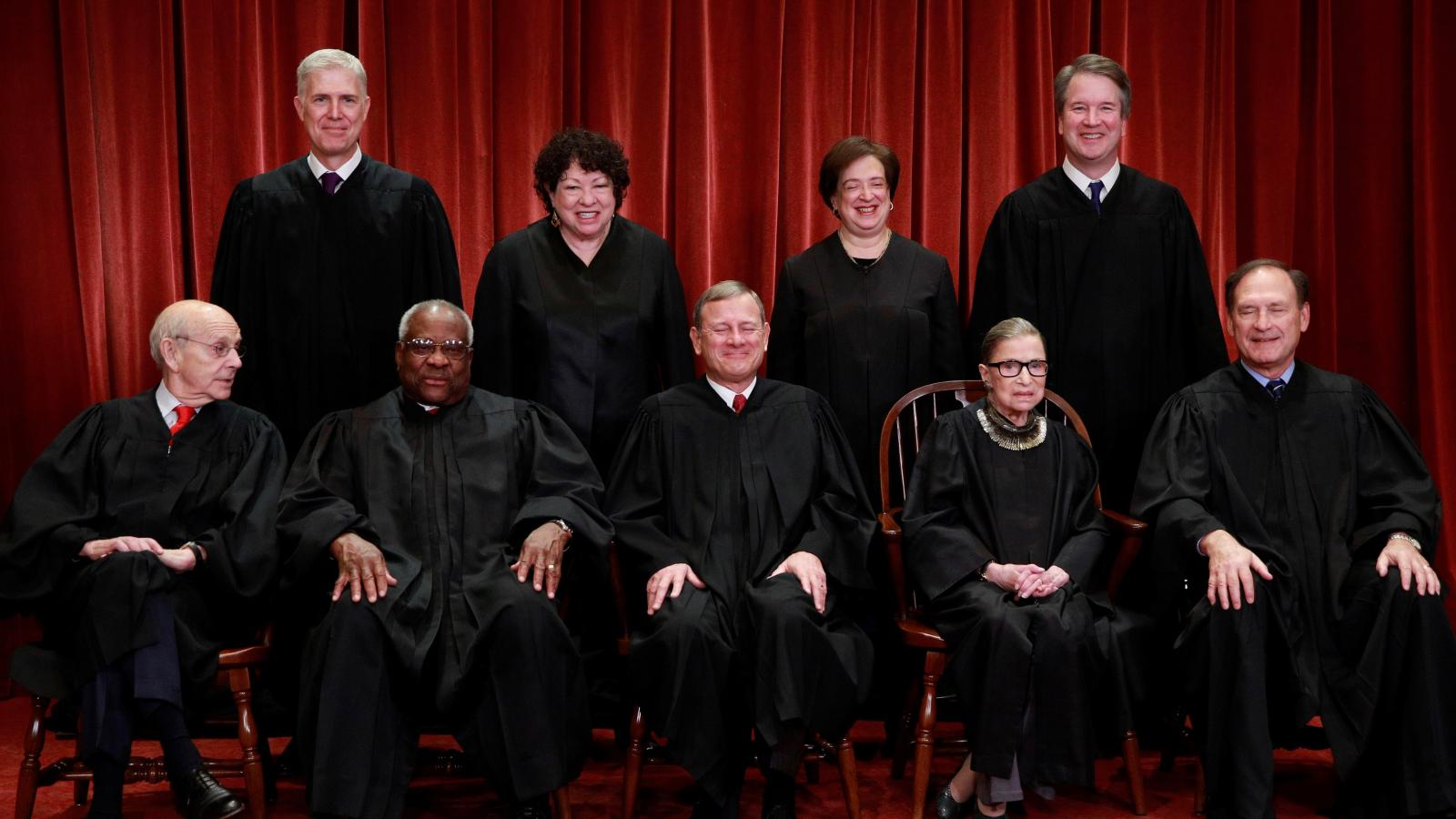 US SC Justice Ginsburg returns to work from hospital bed | The Rahnuma Daily