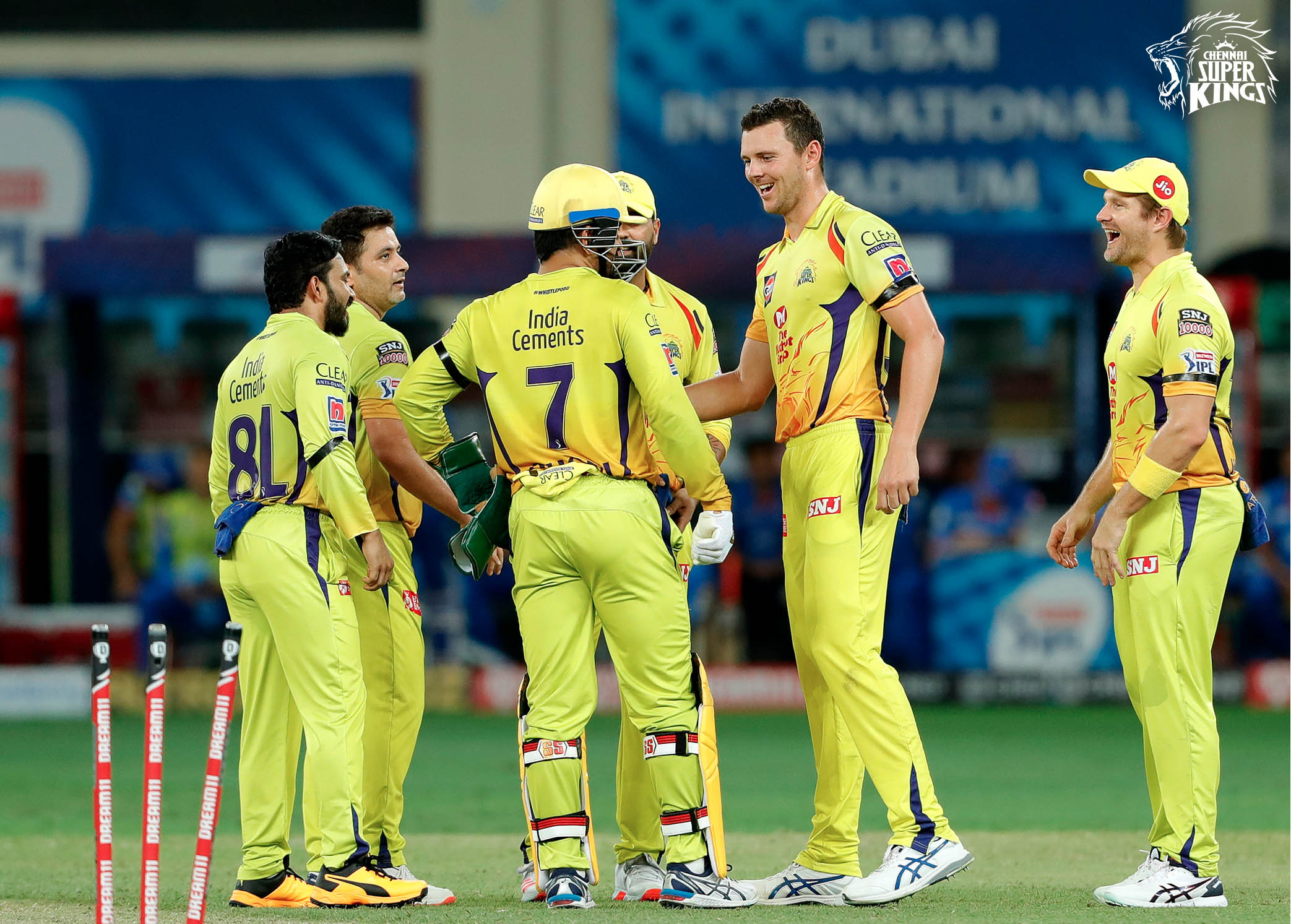 Faf and Watson roar as CSK regain touch with big win over KXIP | The Rahnuma Daily