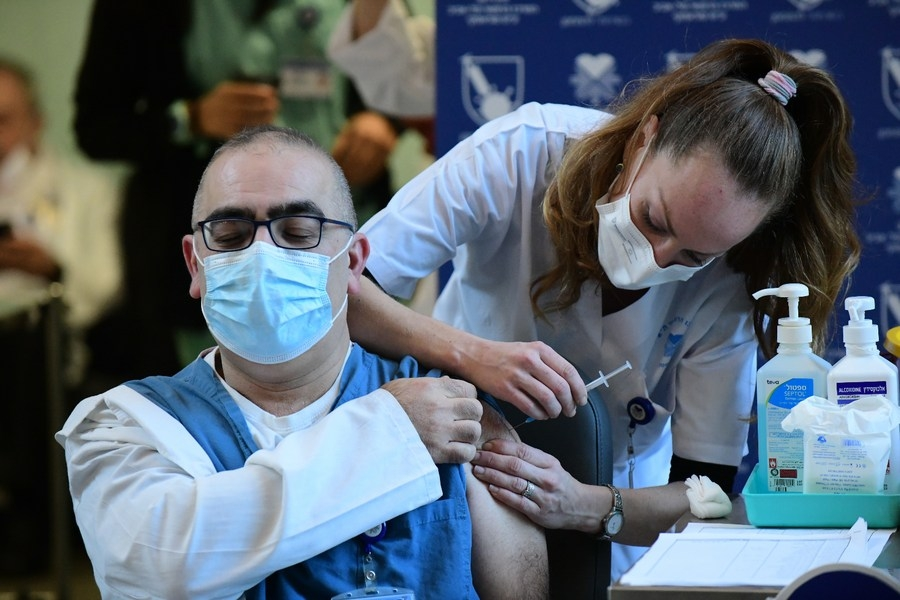 52.7% Israelis vaccinated against Covid-19; Oman to administer 2nd jabs - The Rahnuma Daily