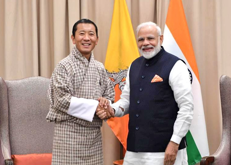 Bhutan PM congratulates Modi on 'landmark' Covid vaccination drive