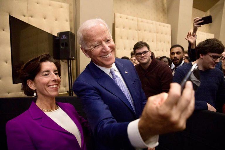 Boston mayor, RI governor among Biden adds to economic team